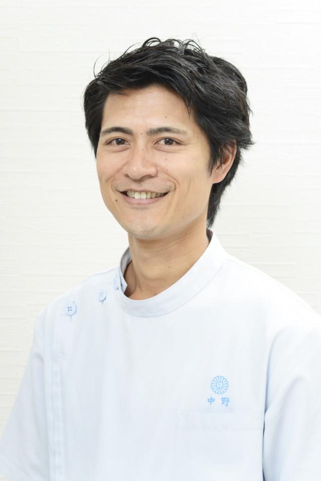 院長 中野貴博
