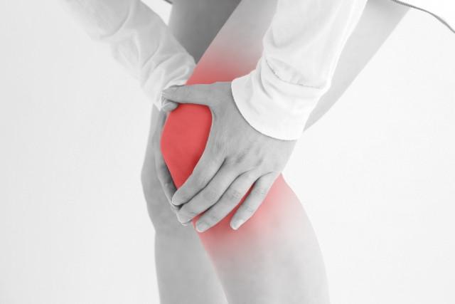 膝の痛い人