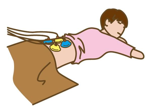 接骨院の電気施術